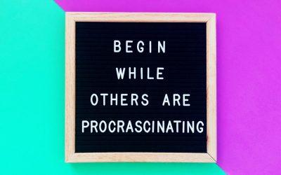 Procrastinar: como ocorre e de que forma combater